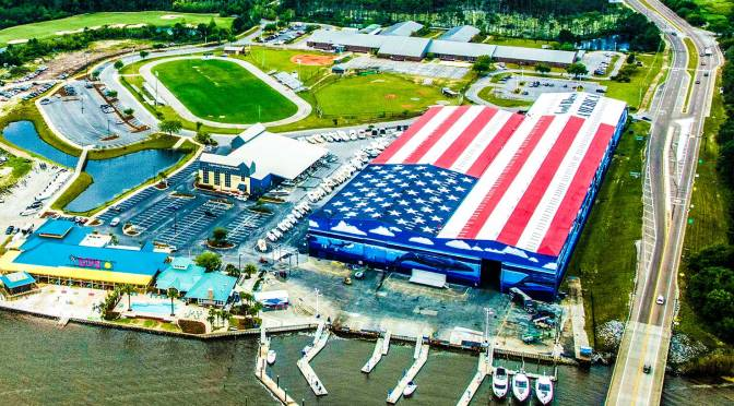 New Glory Painting The World S Largest American Flag